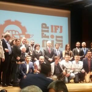 Çağdaş Gazeteciler Derneği Ödülleri Sahiplerine Sunuldu