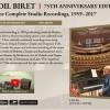 İdil Biret'in Tüm Stüdyo Kayıtları Yayımlandı