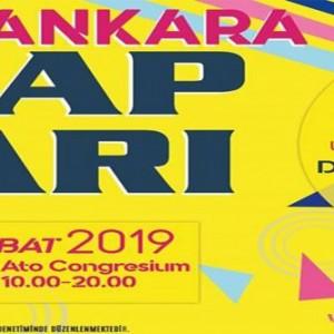 2019 Ankara Kitap Fuarı Başlıyor