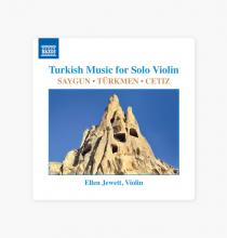Ellen Jewett'in Türk Bestecilerden Oluşturduğu Albümü Yayımlandı
