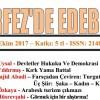 Körfez'de Edebiyat Dergisi 50. Sayıya Ulaştı