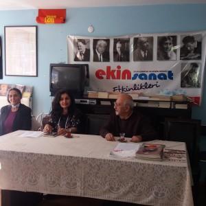Yazar Sedat Erden Konuşma Etkinliği Yapıldı