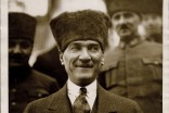 Gazi Mustafa Kemal Atatürk'ü saygıyla, sevgiyle, özlemle anıyoruz. telgrafhane sanat