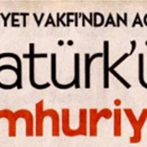 Atatürk'ün Cumhuriyeti