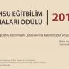 2017 Nafi Atuf Kansu Eğitbilim Araştırma Ödül Töreni